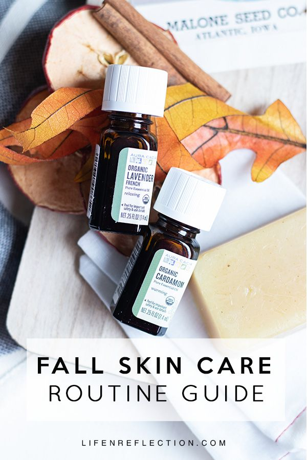 Create A Simple Natural Skin Care Routine For Fall With Images Simple Natural Skin Care Routine Natural Skin Care Routine Natural Skin Care