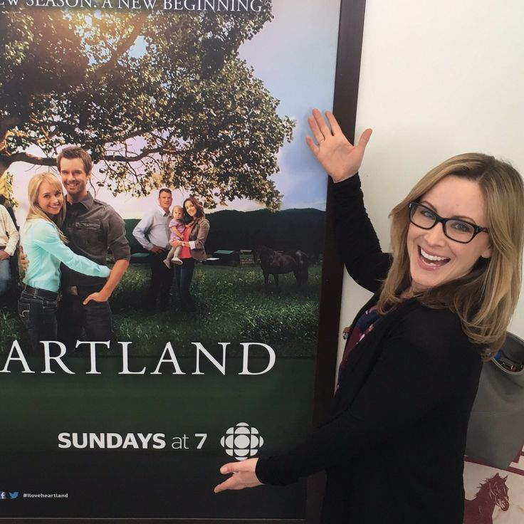 """No, we haven't shortened the name to ""Artland"" It's just cropped this so you'd get a better look at an upcoming series guest star, Lisa Durupt. #season11"