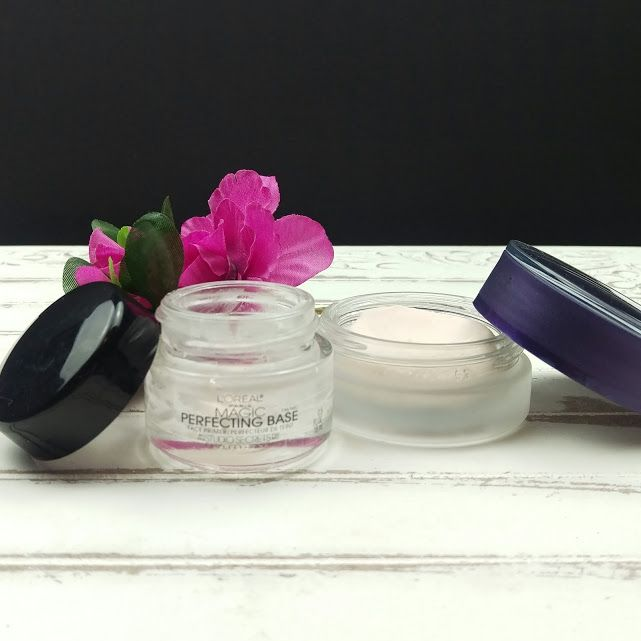 Splurge or Save: Tarte Timeless Smoothing Primer vs. L'Oreal Magic Perfecting Base - #dupe #beauty #primer #loreal #tarte #cosmetics #bblogger
