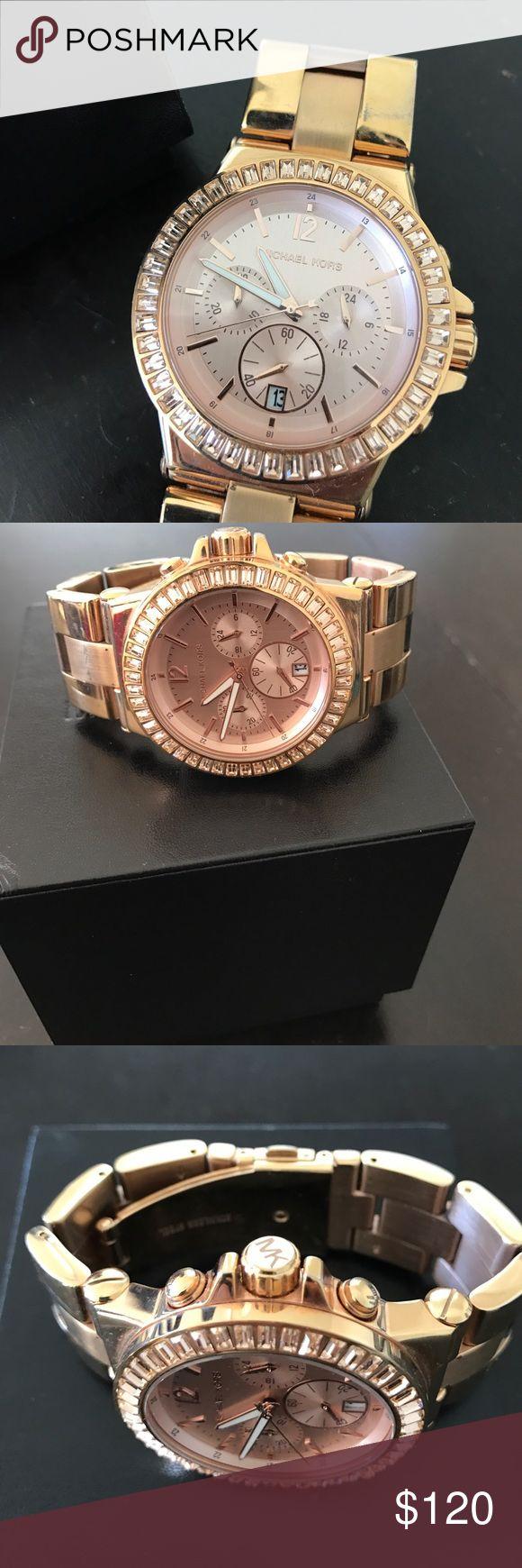Michael Kors Rose Gold women's Watch 42mm Rose Gold women's watch KORS Michael Kors Jewelry