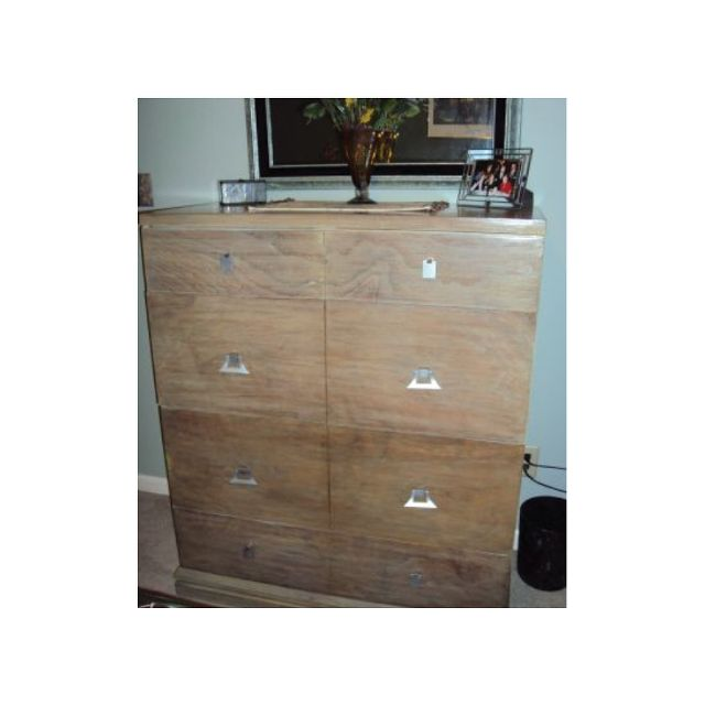 Old Dresser Makeover! Wow just Wow!