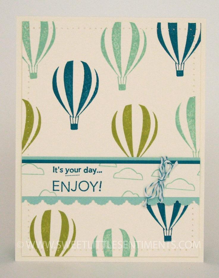 49 best Hot Air Balloon Birthday Ideas images on Pinterest | Balloon ...
