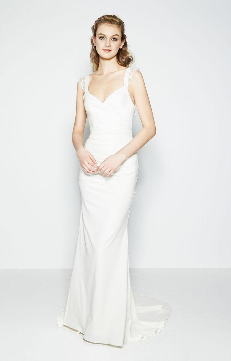Wedding dresses for short women   best Wedding Dress Roullette images on Pinterest  Wedding