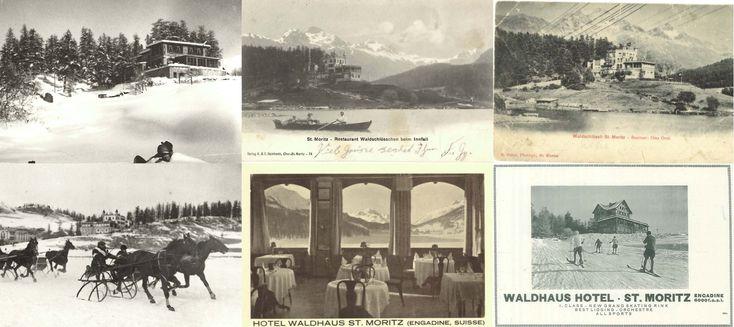 Fakten & Geschichte - Hotel Waldhaus am See, St. Moritz