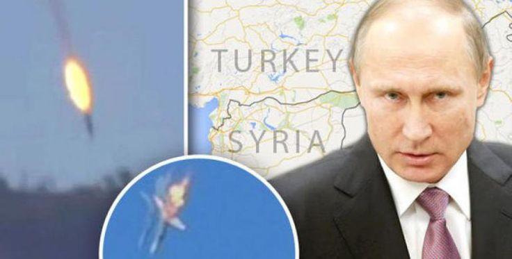 """Rusia pune la cale un război: """"Vom avea un răspuns militar""""   Preşedintele Dumei de Stat a Adunării Federale a Rusiei, Serghei Narîşkin, a declarat, vineri seara, că doborârea avionului rusesc Su-24 de către Turcia reprezintă """"o faptă criminală"""" a conducerii acestui stat, iar Rusia are dreptul la un răspuns militar.  """"Este o …"""