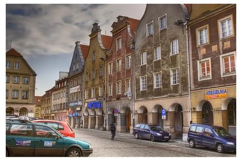 Opis zdjęcia Anna Lengowska Olsztyn, Stare Miasto