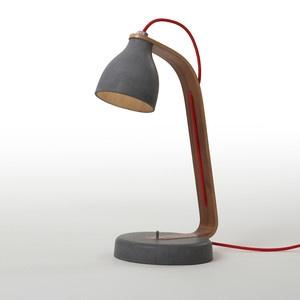 Schreibtischlampe Heavy Dunkel