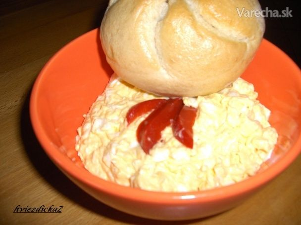 Vajíčková nátierka - Recept