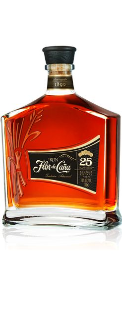 Flor de Caña: Rum from Nicaragua, I got a bottle of 18 yr old when I was out there, would love to try the 25 r old. (The younger ones are very acceptable though!)