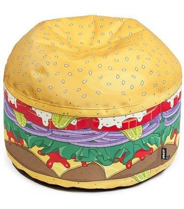 J'ai comme un petit creux là #pouf #burger