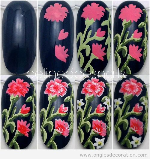 1000 Id Es Sur Le Th Me Dessins D 39 Ongles Sur Pinterest Ongles Nail Art Et Ongles Vernis