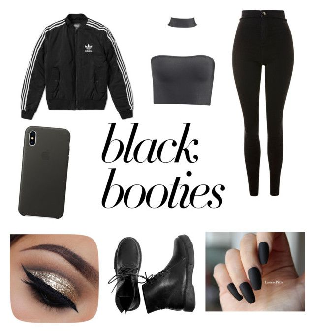 """""""Untitled #23"""" by jasmimosa on Polyvore featuring adidas, Topshop and Apple"""