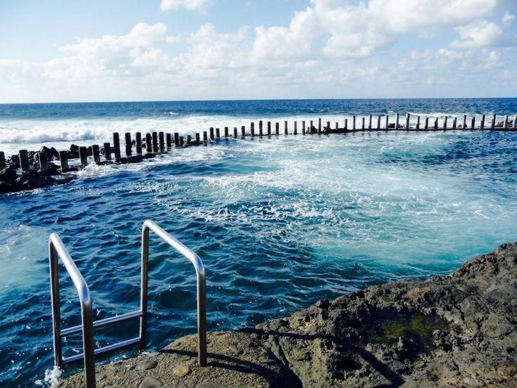 Randonnée sur Grande Canarie et nager dans des vasques naturelles.