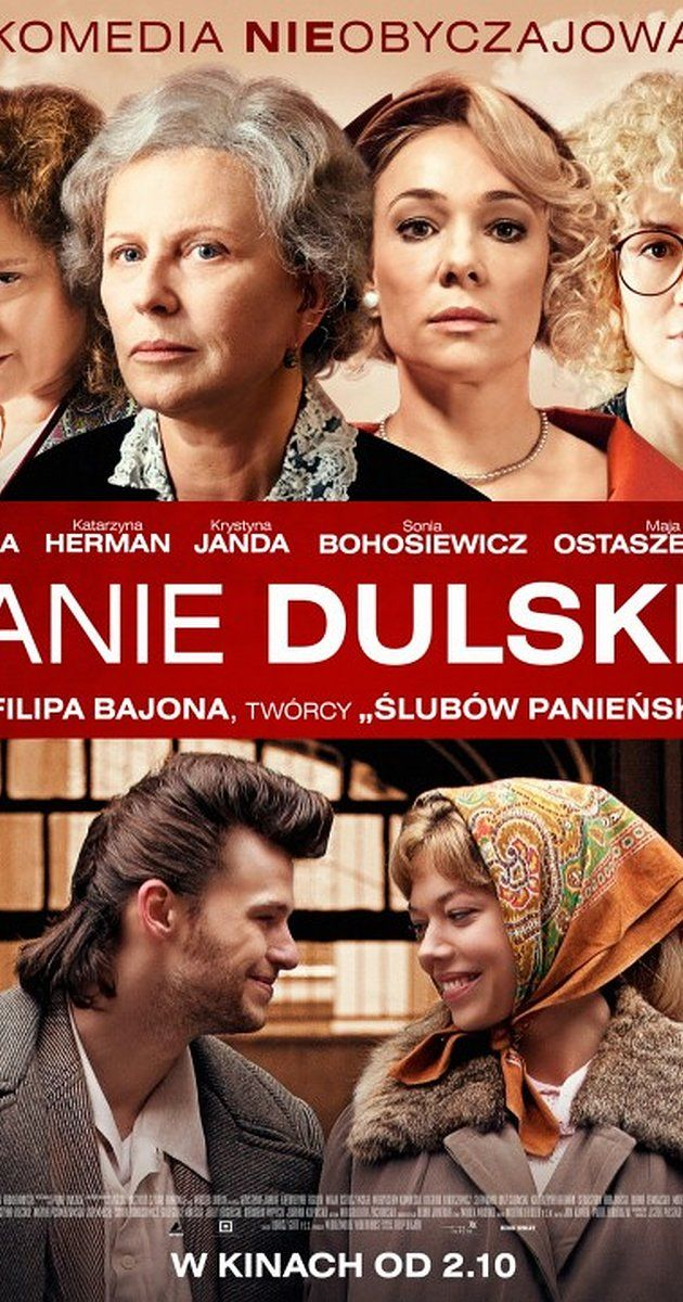 Directed by Filip Bajon.  With Krystyna Janda, Katarzyna Figura, Maja Ostaszewska, Wladyslaw Kowalski.