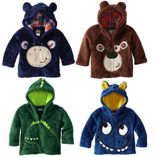 Our busy toddlers need to just snuggle into these Warm and Cute Fleece Sweatshirts to look cuter than ever!! Like us on Facebook https://www.facebook.com/pages/KidsberryIn/375538852620721