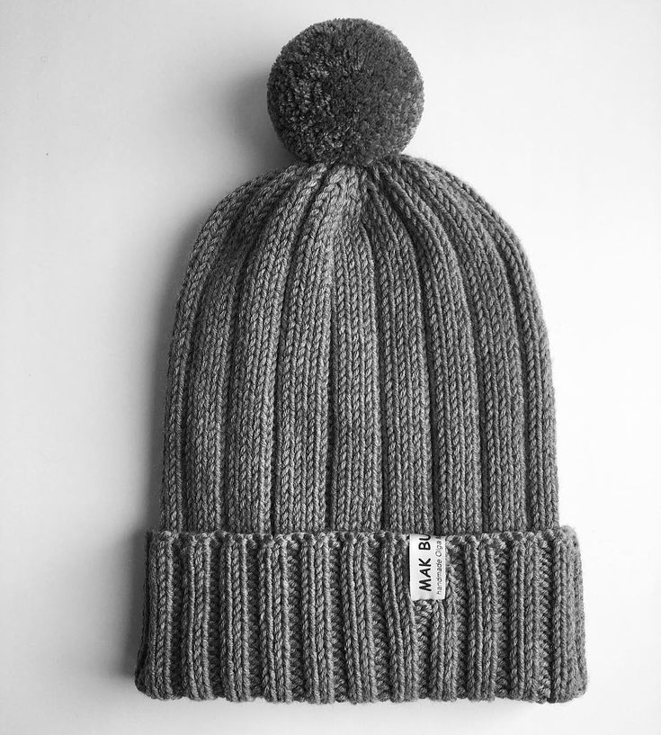 мужская #шапка 100% #меринос #Италия #вяжутнетолькобабушки #вязание #мужскаяшапка #шапкаспомпоном #шапкаспицами #зимняяшапка #вязаныеаксессуары #вязаныешапки #iloveknitting #knithat #knitting #knithats #handmade #ручнаяработа #knitwear #knitstagram #меткивсем #makbutik
