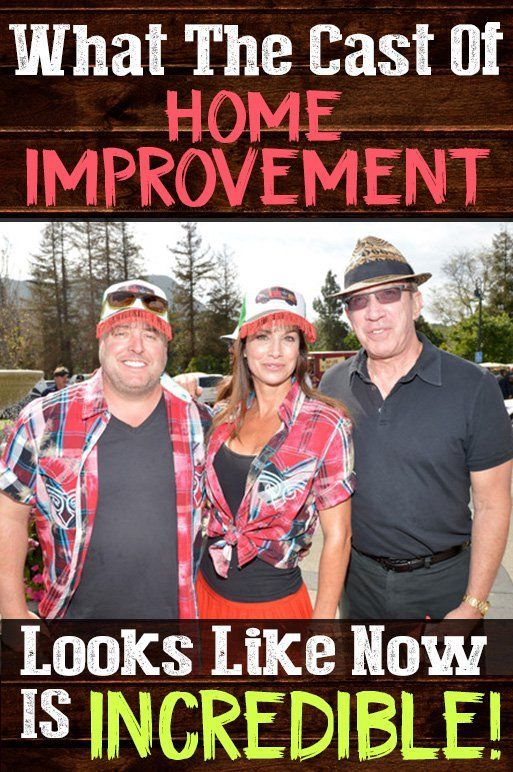 What The Cast Of Home Improvement Looks Like Now Is Incredible! #homeimprovementactor, #homeimprovementcast,