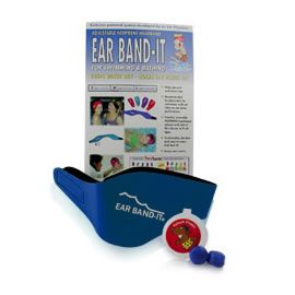 Ear Band It - Helps prevent swimmer's ear so you can avoid infections.