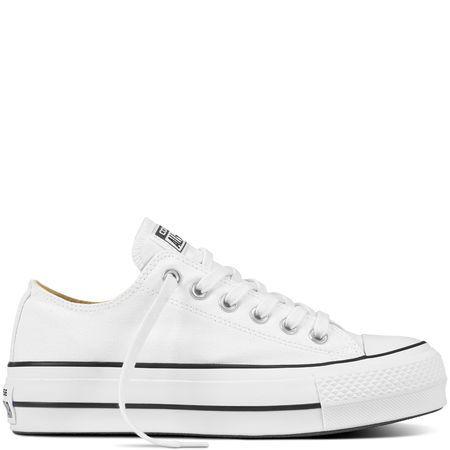 89cd10725b9 Converse - Chuck Taylor All Star Lift - White Black White