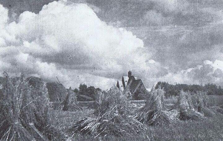 Clemenskerk. +/-1914