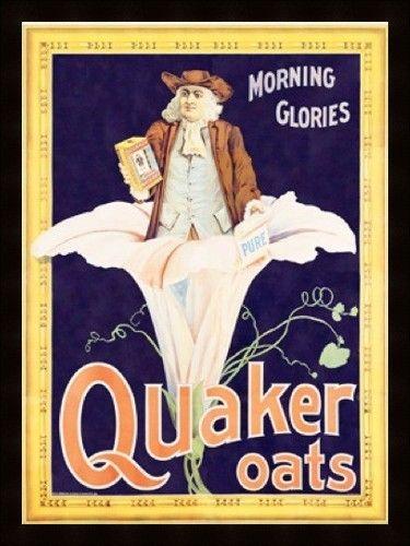 Vintage Food Posters Gallery 1