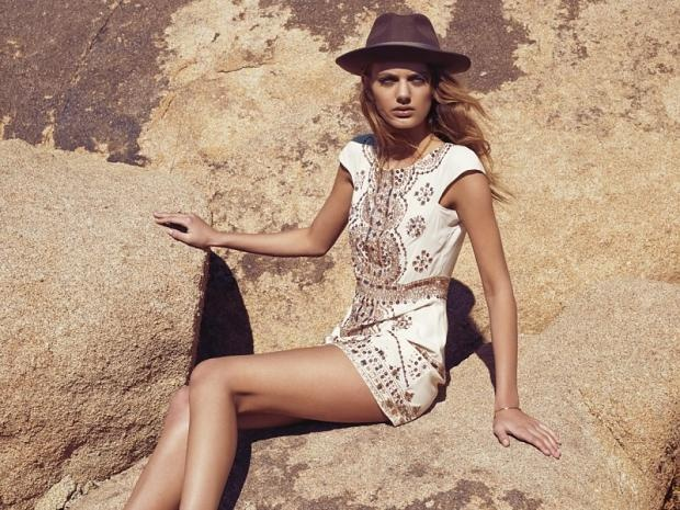 Revolve Clothing S/S '13 look book