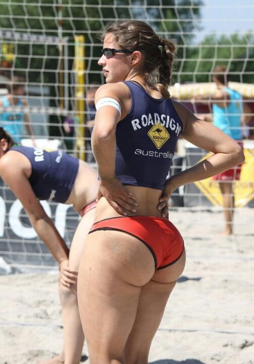 Fucked in volleyball uniform understand