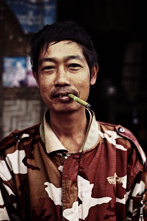 Faces by Kjetil Hasselgård - burma - myanmar http://kjetilhasselgaard.com