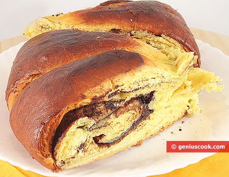 The Recipe for Buns with Chocolate | Baked Goods | Genius cook - Healthy Nutrition, Tasty Food, Simple Recipes