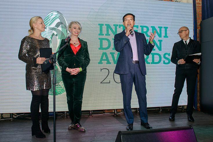 Итоги конкурса INTERNI DESIGN AWARDS в номинации «Инновационные технологии в современном интерьере»