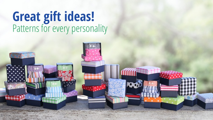 The #boxer boxes are perfect for giving made easy. Just add a bow and a card! #giftideas