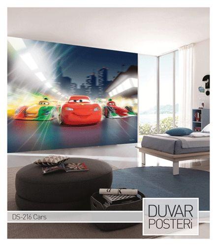 Oğlunuz Cars fanatiği mi? O zaman ona bir süpriz yaparak odasını Cars duvar resimleriyle süslemeye ne dersiniz? Farklı desen seçenekleri ile Artikeldeko'da.. Ürüne ulaşabileceğiniz adres : http://www.artikeldeko.com.tr/?urun-20696-cars-duvar-resmi