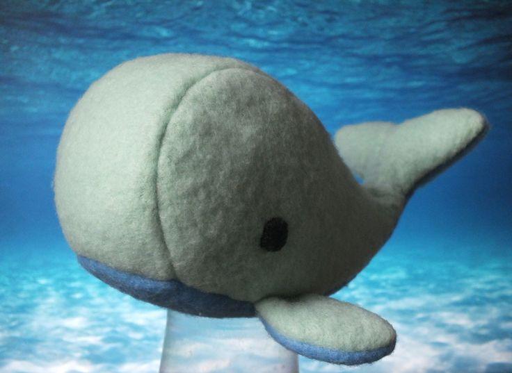 Plush Whale :3