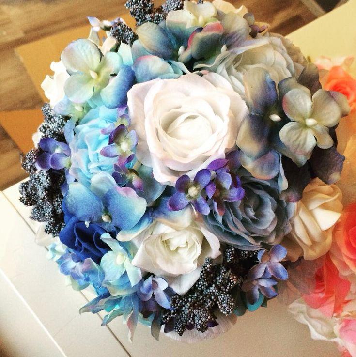 Svatební kytice dle přání nevěst :)