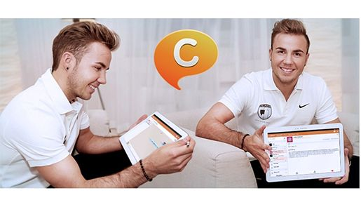 El Bayern de Munich ayudará a ChatON a competir con Whatsapp