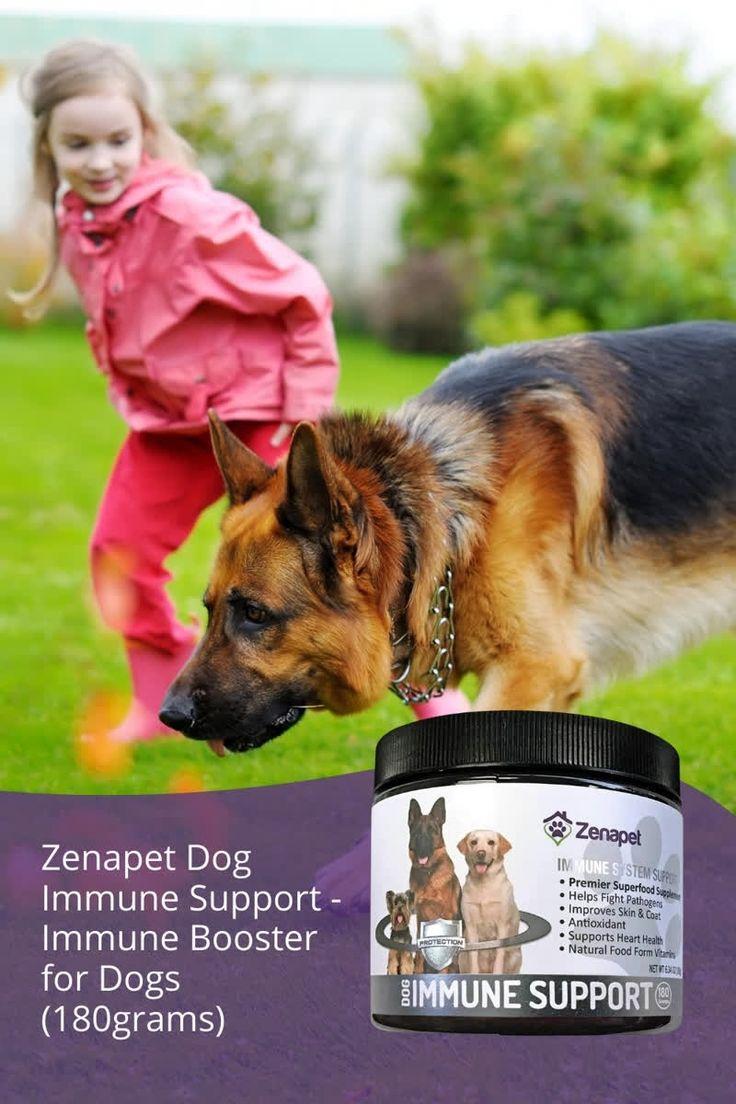 Zenapet Dog Immune SupportImmune Booster for Dogs