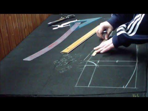 Curs de croitorie-Rochița de vară încrețită - YouTube
