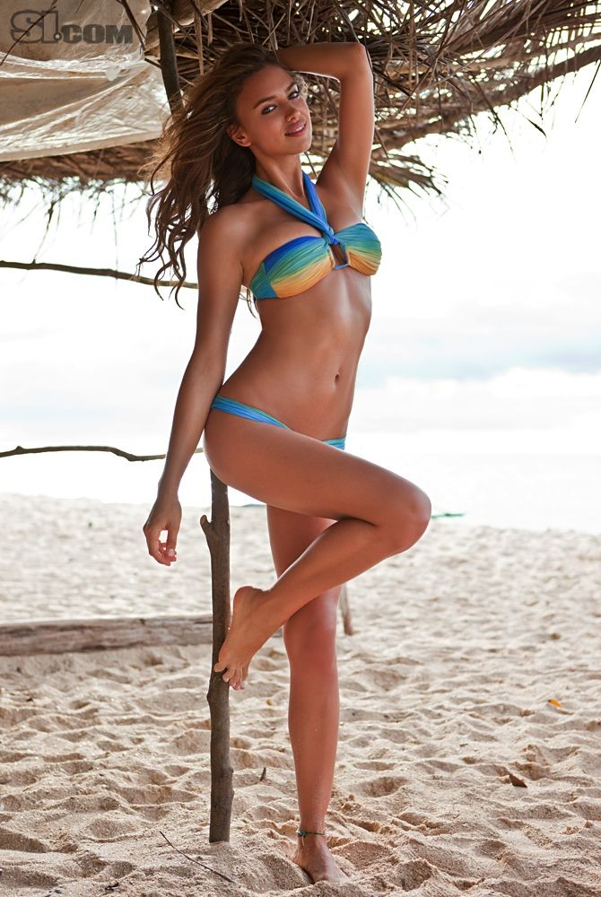 Irina Shayk - Sports Illustrated Swimsuit 2011 (Boracay Island, Philippines)|Pinned by www.borabound.com