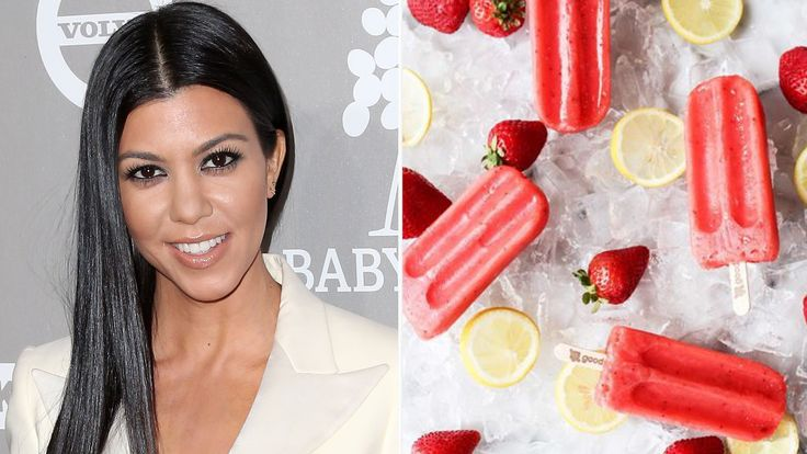 Keep up with Kourtney Kardashian! The reality star shares her favorite healthy, satisfying bites with TODAY.com.
