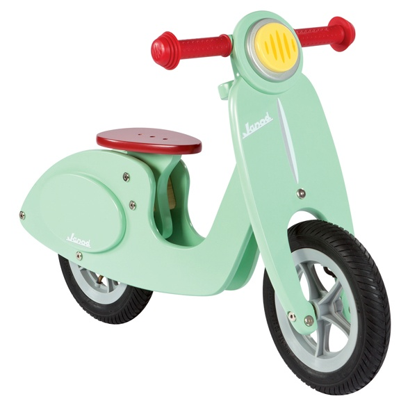 Scooter in mint- love it.