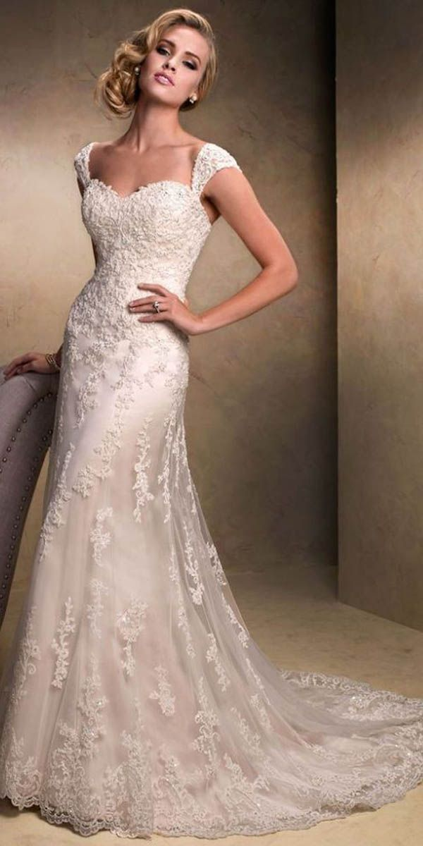 25 cute romantic wedding dresses ideas on pinterest romantic 27 best of romantic wedding dresses by maggie sottero junglespirit Image collections