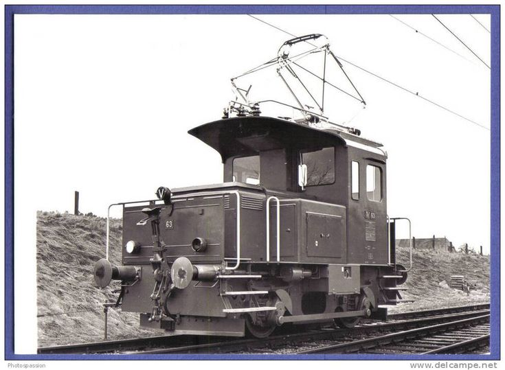 SBB-CFF Rangiertraktor Te Nr. 63