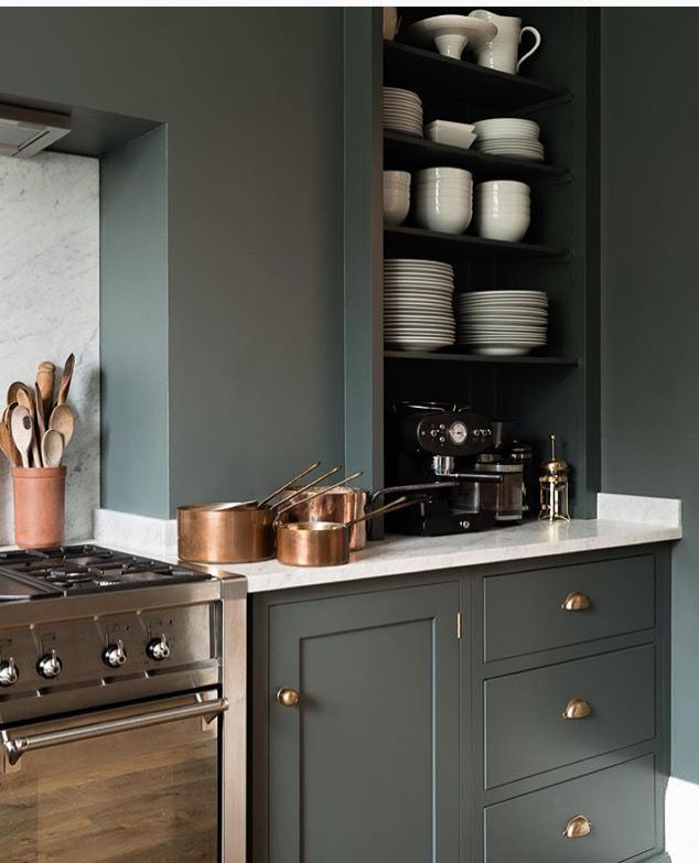 Dark Green Kitchen: The 25+ Best Olive Green Kitchen Ideas On Pinterest