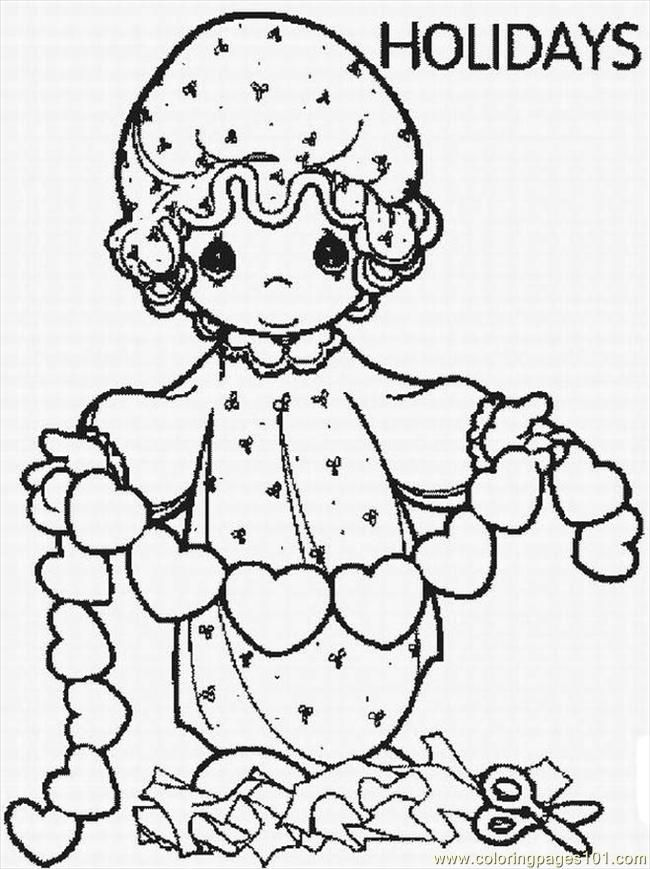 Coloring pages for children is a wonderful activity that for Precious moments halloween coloring pages