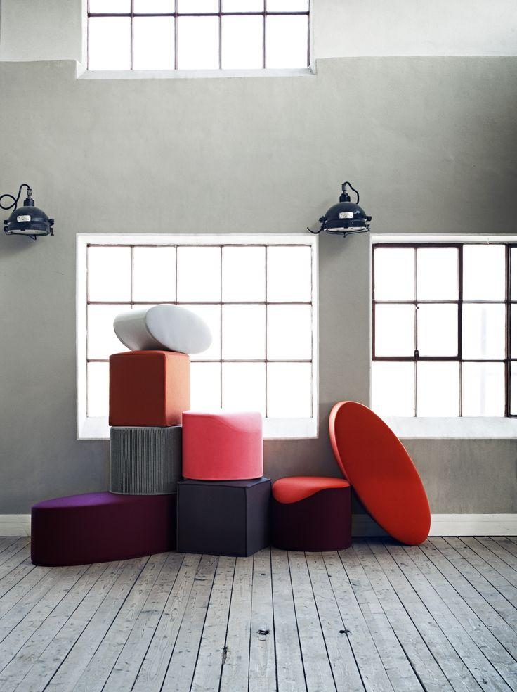 diese Sitzmöbel eignen sich hervorragend für Teammeetings in der AgenturWebfox #Arbeitsträume