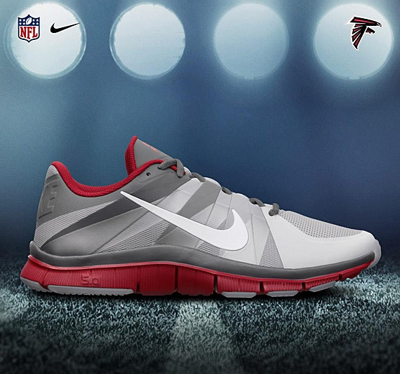 Nike Free Trainer 5.0 - 2012 NFL Draft Pack