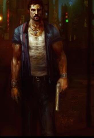 Vampire: The Masquerade - Bloodlines concept art | Nines Rodriguez