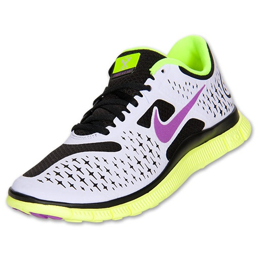 Nike Free Run 4.0 V2 Womens Black