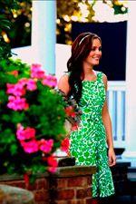Пышные юбки – одна из основ стиля героини сериала «Сплетница» Блэр Уолдорф