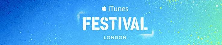 Apple Store promoting upcoming iTunes Festival w/ pins and wristbands, music-related events